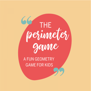 Perimeter Game for kids