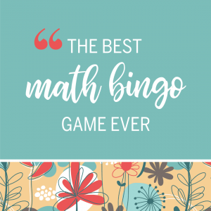 bingo cool math game for kids