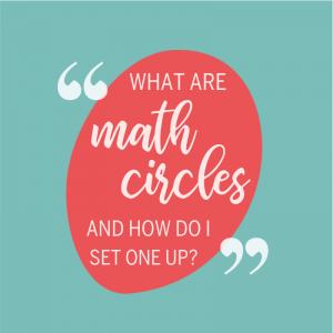 Math circles in Portola Valley, CA